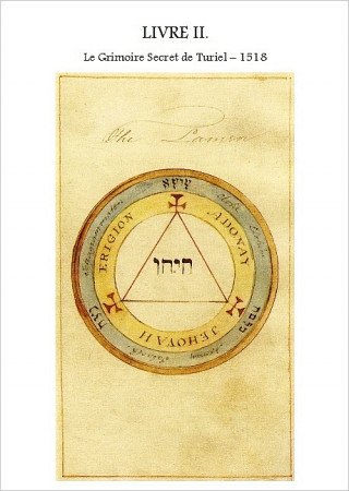 Magia Theurgia Vol.1 (Recueil Magie Kabbalistique)