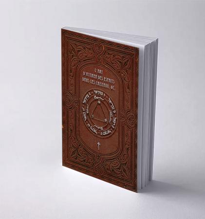 Johannes Trithemius L'Art d'Attirer les Esprits dans les Cristaux.