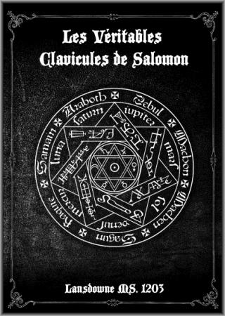 [17] - Les Véritables Clavicules de Salomon (Abognazar)