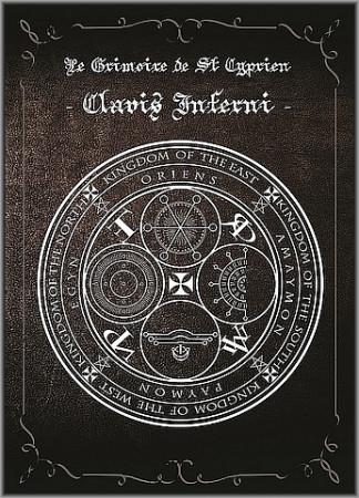 [01] - Le Grimoire de St Cyprien - Clavis Inferni