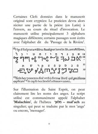 [01] - Le Grimoire de St Cyprien - Clavis Inferni.