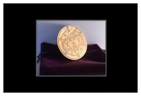 [03] Hexagramme - Or