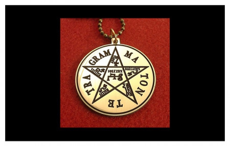 [05] Pentagramme de Salomon - 2