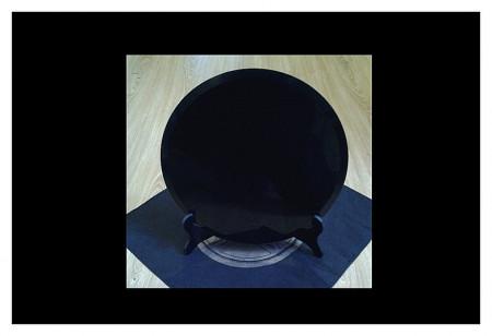 [17] - Miroir Noir Goétique (GM 30cm)