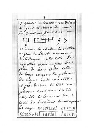 [11] - Traité sur l'Art de Faire les Talismans des Planètes (Ms Arsenal 2345)