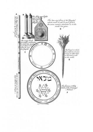 [09] - Johannes Trithemius L'Art d'Attirer les Esprits dans les Cristaux.