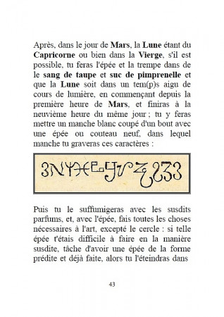 [15] - La Véritable Magie Noire ou Le Secret des Secrets