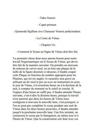 [05] - Le Petit Livre de la Vénus noire - Libellus Veneri Nigro Sacer.