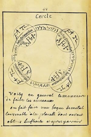 Magia Theurgia Vol.1 (Recueil de Magie Kabbalistique)