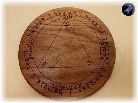 [x] Table de Pratique Goétique (TRITHEMIUS)