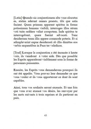 La Magie de l'Ordre - Magia Ordinis.