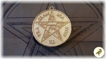 [x] Pentagramme de Salomon (Goétie)
