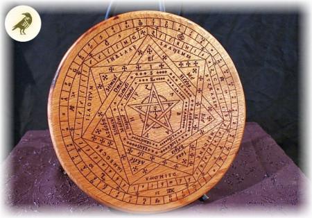 [x] Table du Sigillum Dei Aemeth