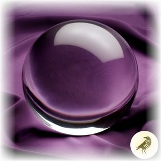 [x] Boule de Cristal 10cm
