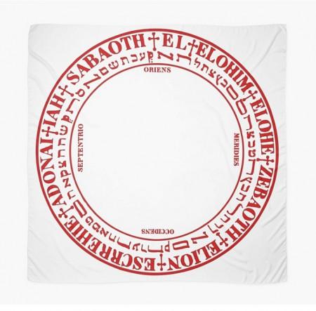 [x] Cercle Magique (6ème Livre de Moise)