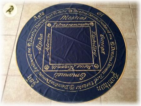 [x] Cercle Magique (Divination Majeure)