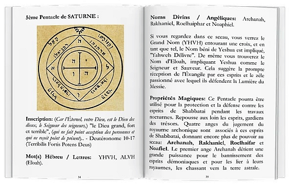 Les Pentacles de Salomon