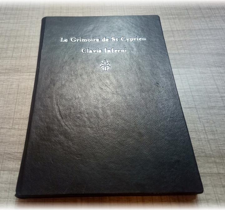 Le Grimoire de Saint Cyprien