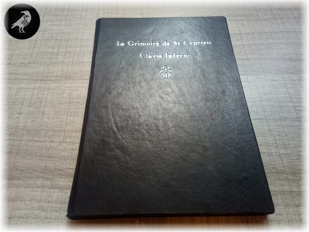 Le Grimoire de Saint Cyprien   GD#2