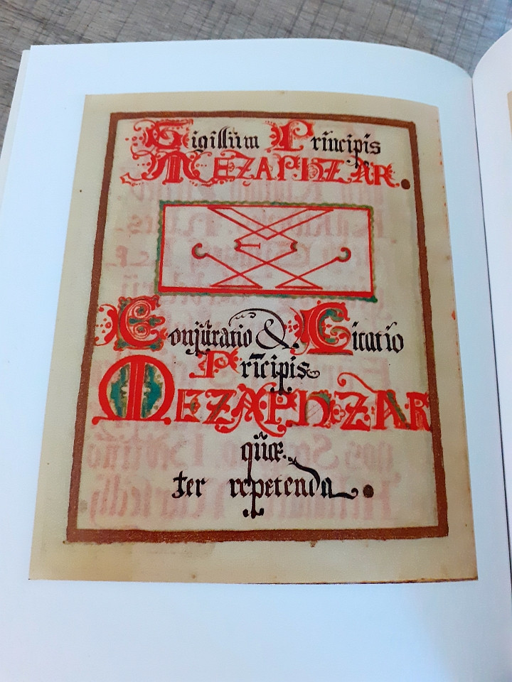 Magia Ordinis, artium et scientiarum abstrusarum