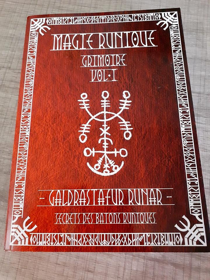 Magie Runique - Grimoire Vol.1
