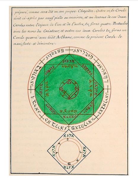Liber Thozgraeci ou le Secret des Secrets