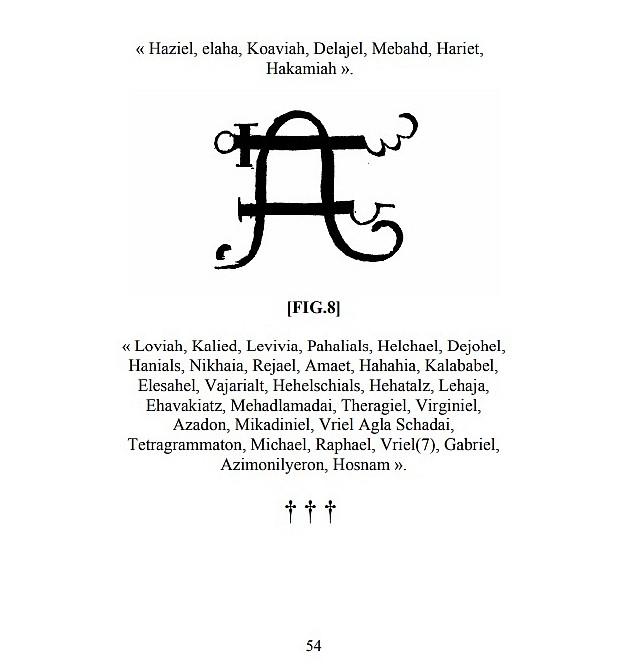 e Petit Livre de Sainte Gertrude et autres Textes Magiques