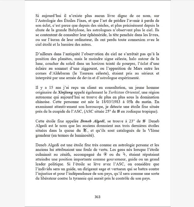 Les Secrets de l'Astrologie Perse ~ Vol. 1
