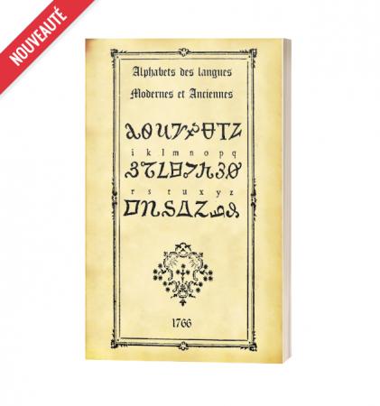 Alphabets des Langues Modernes & Anciennes