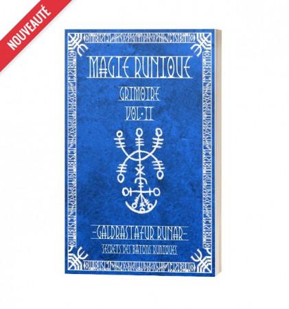 [PRÉVENTES] Magie Runique - Grimoire Vol.2