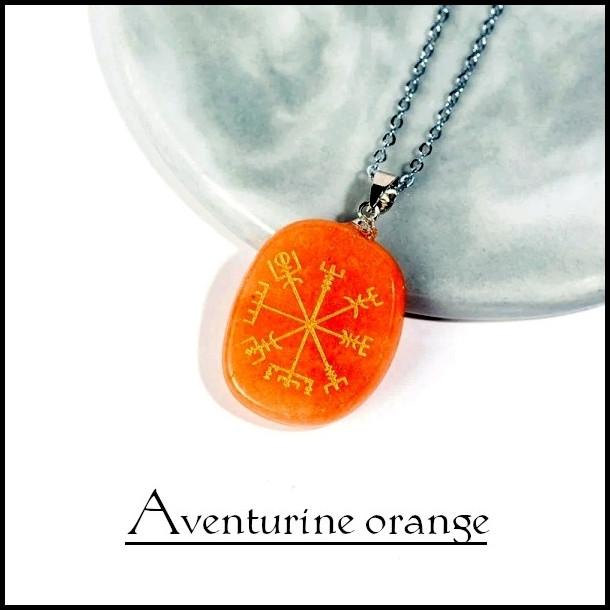 aventurine orange