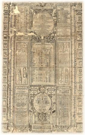 [x] Poster A3 - Elementa Runa - 1599