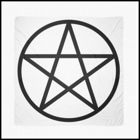 [X] Tenture Pentagramme