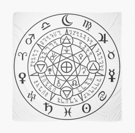 [x] Cercle Magique - Astrologique