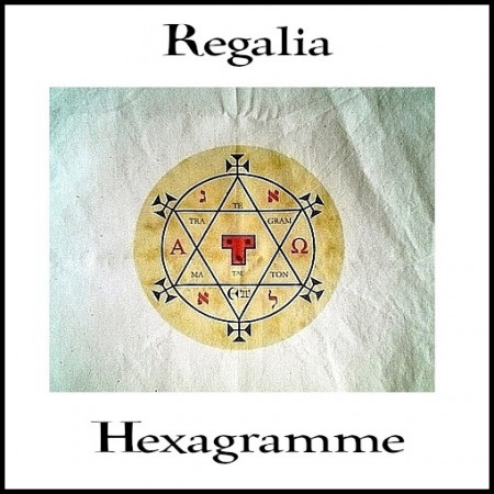 [x] Etoffe Hexagramme