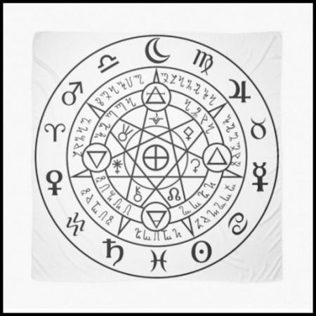 [X] Tenture Astrologique