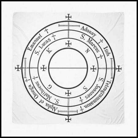 [X] Tenture Cercle Faustien 6