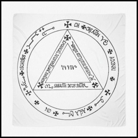 [X] Tenture Cercle selon F. Bacon