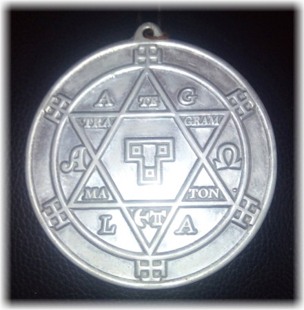 [x] Hexagramme de Salomon (Lemegeton)