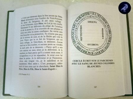 Le Sixième et Septième Livre de Moïse et autres Textes Magiques<br>GRIMOIRE DELUXE