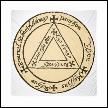 [X] Tenture Cercle Nigromancia