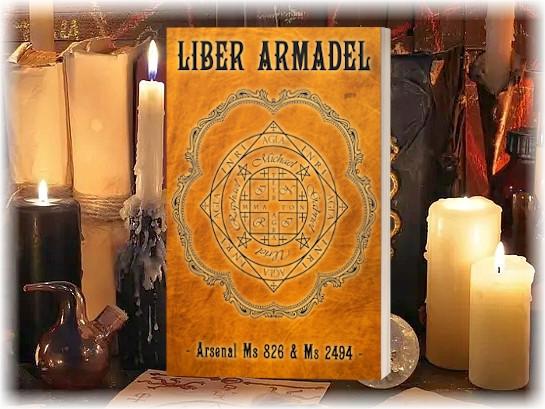 Liber Armadel, le grimoire d'Armadel