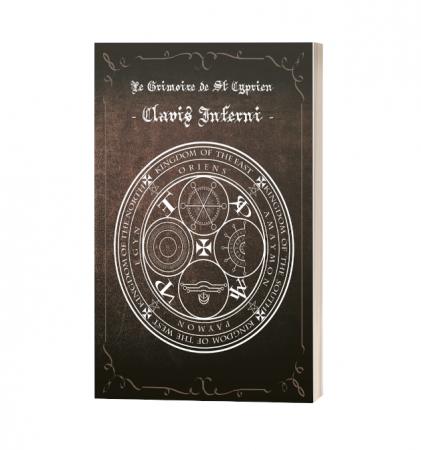 Le Grimoire de Saint Cyprien, Clavis Inferni