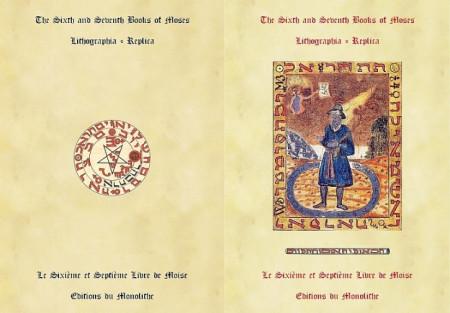 Le Sixième et Septième de Moïse (Lithographie)
