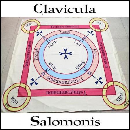 [X] Tenture Clavicula Salomonis