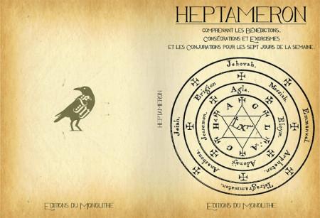 Heptameron ou Les Éléments Magiques