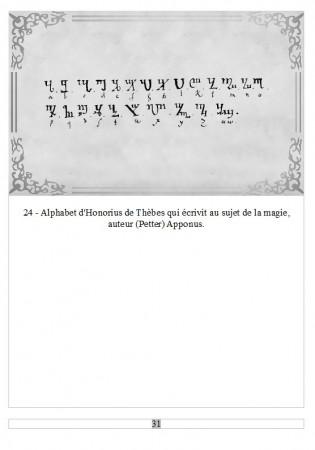[PRÉVENTES] La Magie Cryptographique, Traité de l'écriture occulte..