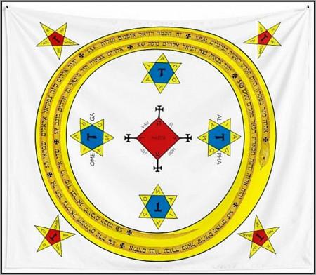 [04] - Cercle Magique (Couleur)