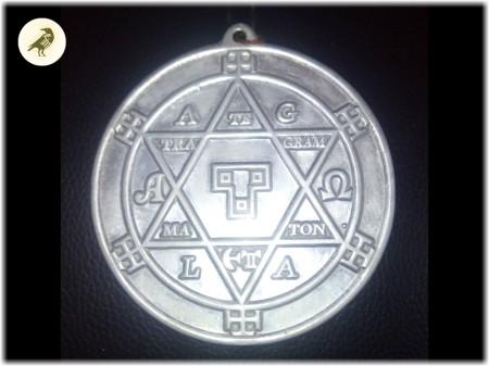 [x] Hexagramme de Salomon
