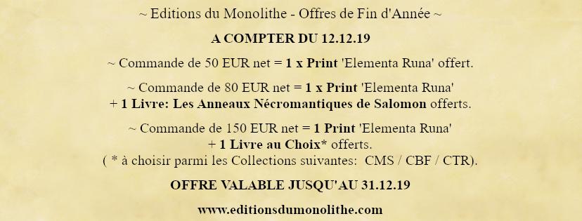 Offres de Fin d'Année :)